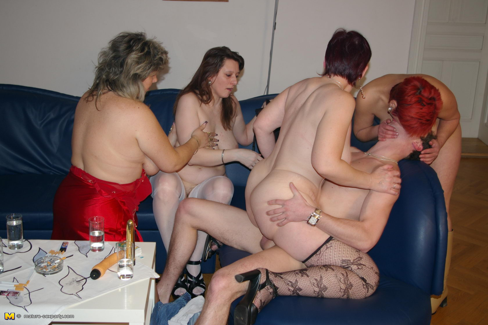 party Mature ladies sex