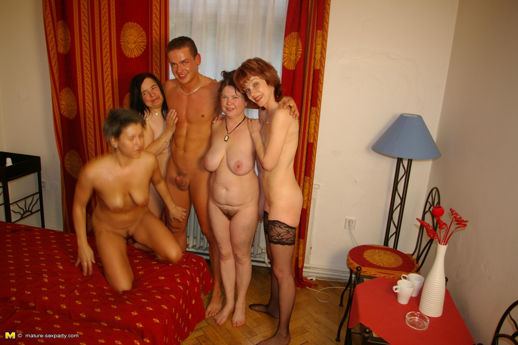 Mature movie party sex sexy