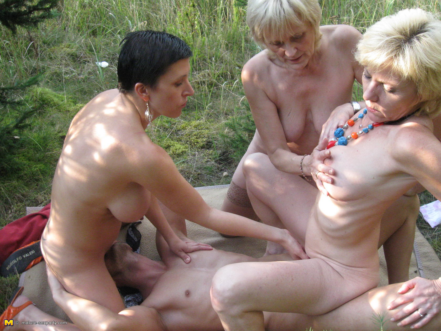 Senior citizens oral sex party free porn