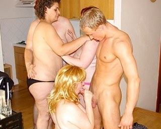 Lets get this mature sexparty started