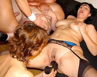 Welcome to one hot mature sexparty