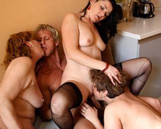 Mature Women Love Hard Cock 12