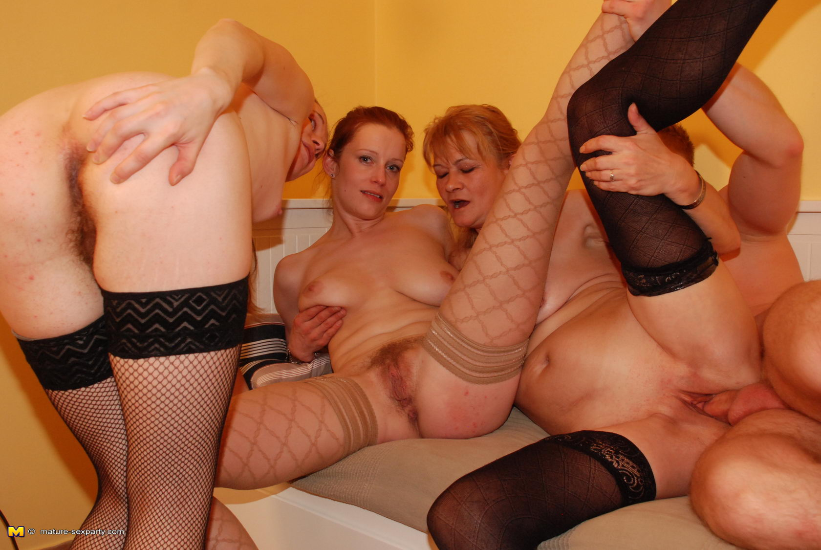Orgy party pictures