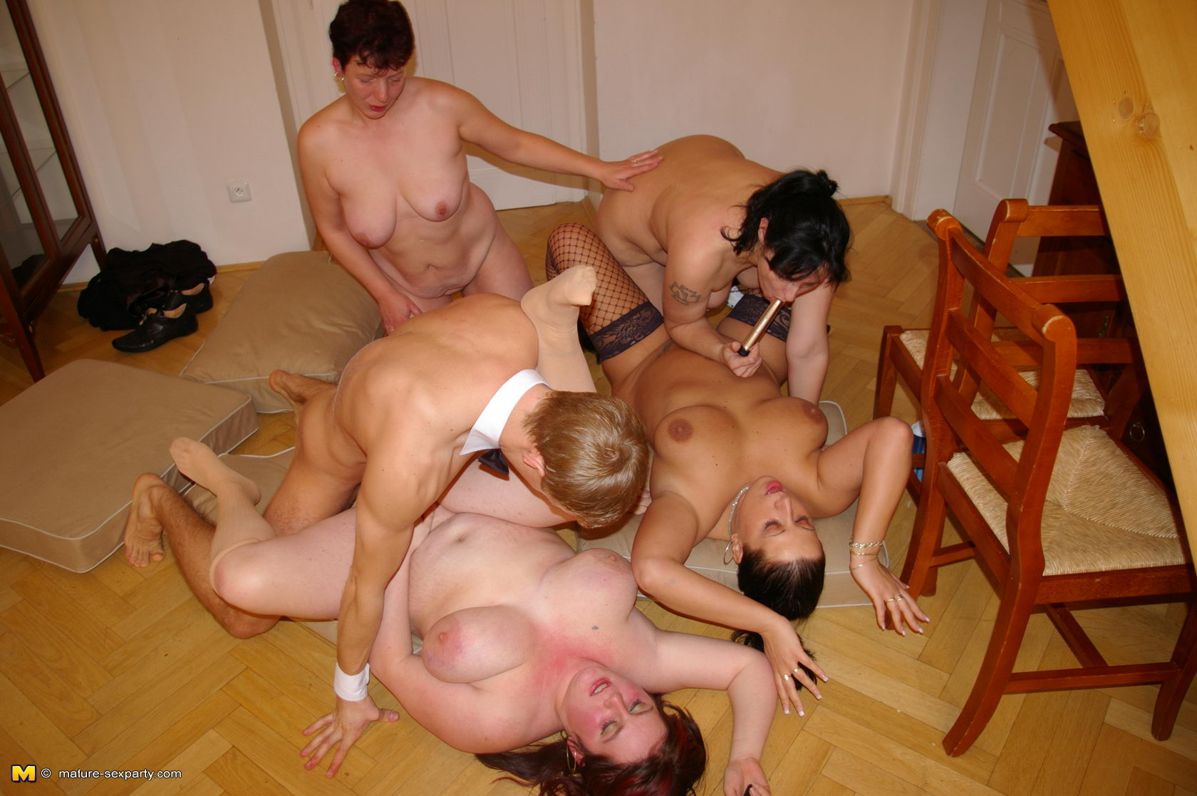M ature orgy movies more