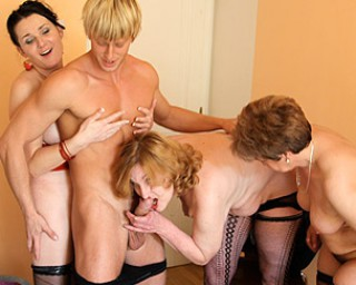 mature sexparty